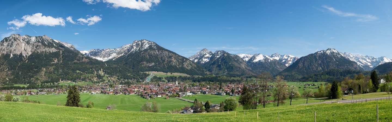 Allgäu Reiseziel Alpen